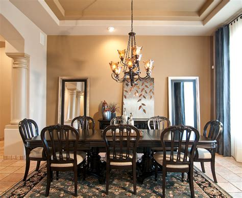 dining room scottsdale arizona transitional dining