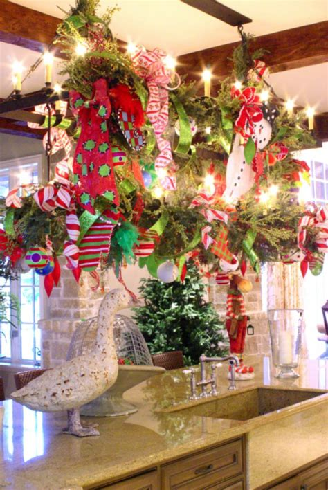 christmas decorations photos christmas decor ideas for kitchen home and decoration