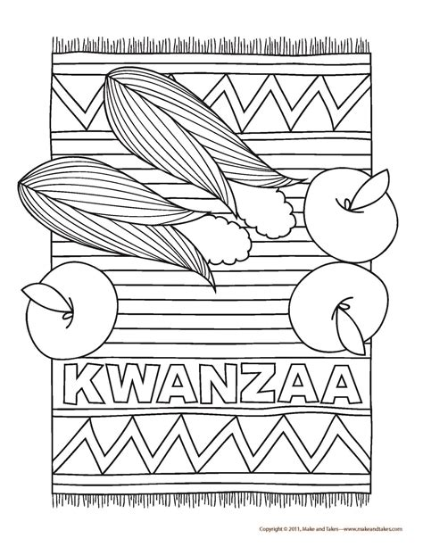 printable kwanzaa games kwanzaa colouring page find more information about
