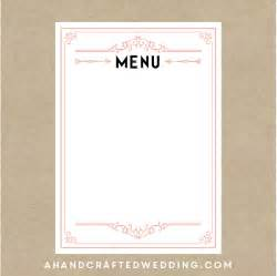 free printable restaurant menu templates menu template gatewaytogiving org