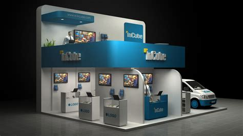booth design dubai ahmed biomy designs incube dubai booth design