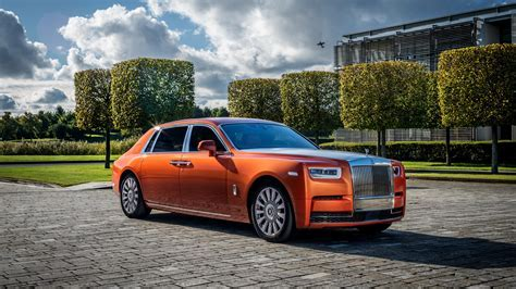 Rolls Royce Phantom EWB Wallpaper   3840x2160 Wallpaper