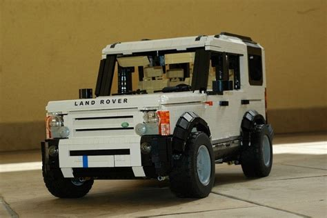 Lego Land Rover Discovery 3 Is Performancedrive