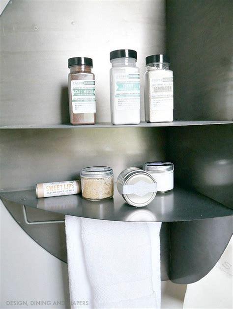 guest bathroom supplies industrial bathroom decor taryn whiteaker