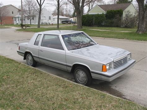 aries84 1984 dodge aries specs photos modification info