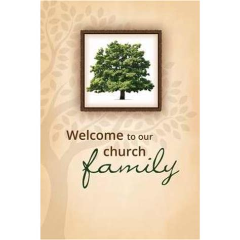 Home Decor Stores In Nj by Warner Press 303197 Welcome Folder Welcome To Our Church