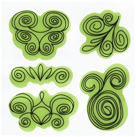 latitude doodle inkadinkado sting gear cling sts doodle swirls