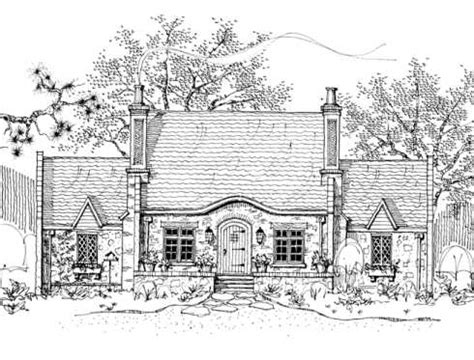 cozy wood clapboard shingle cottage house plans