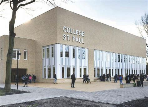 Colleges In St Paul That Offer Mba by College St Paul Pakt Het Slim Aan Tumult