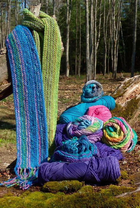 knit scarf pattern medium yarn scarf simplicity pattern download knitting pattern
