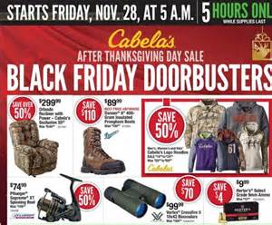 Cabelas Black Friday Giveaway - cabelas black friday ad 2014 ftm