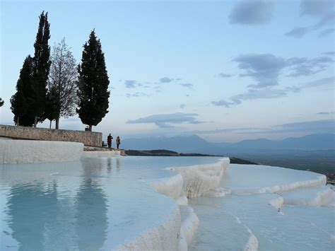 cotton castle world of mysteries pamukkale turkey s cotton castle