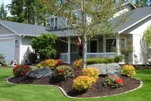photos front yard landscape ideas designs plans