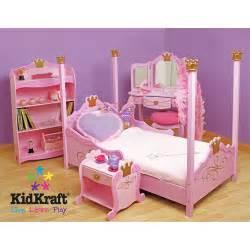 Walmart Toddler Bedroom Furniture Kidkraft Princess Toddler Bedroom Bundle Toddler