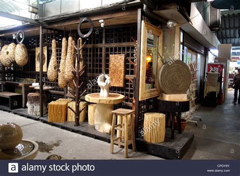 Home Decor Shopping In Bangkok by Furniture And Home Decorations Shop In Chatuchak Weekend