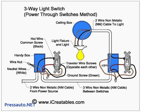wire a three way switch pressauto net