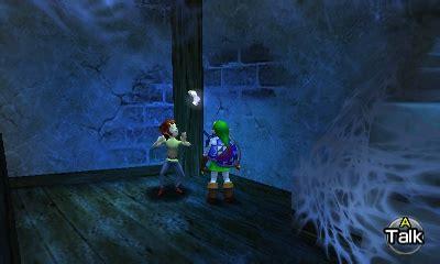 Kakariko Roof - ocarina of time pieces dungeon wiki