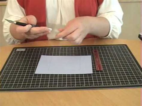 how to make a flip card how to make a swing or flip card