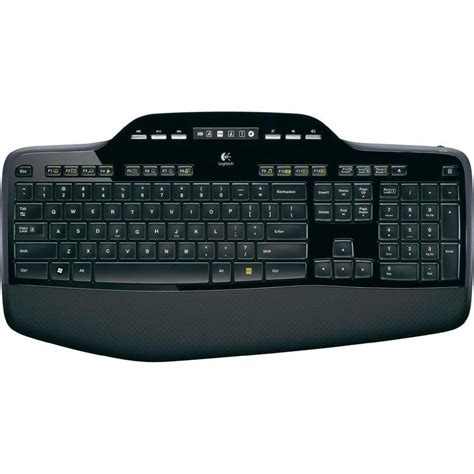 logitech mk710 wireless usb desktop keyboard mouse at
