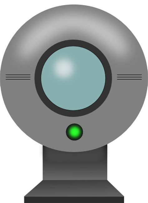 webcam clip art  clkercom vector clip art