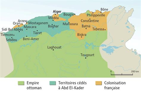 du temps de la colonisation 224 l alg 233 rie contemporaine par