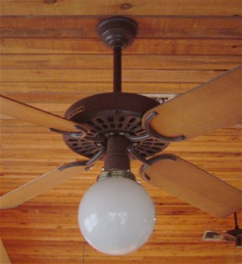 hunter original ceiling fan hunter original robbins myers brown ceiling fan from