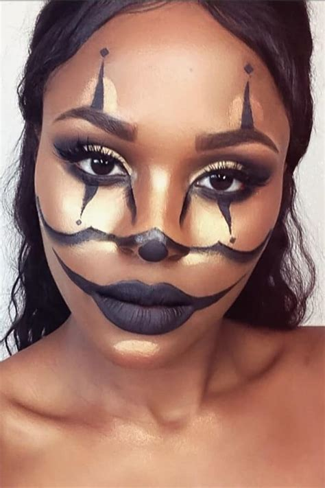minute halloween makeup ideas   put
