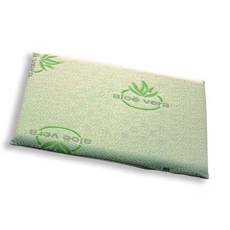 cuscino riduttore lettino cuscino traspirante per lettino neonato in aloe babysanity