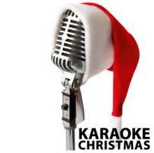 karaoke christmas singers edge voice singing piano