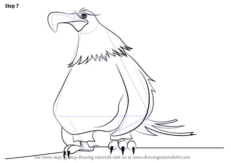 angry birds mighty eagle coloring pages learn how to draw mighty eagle from the angry birds movie