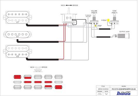 ibanez hollow wiring diagram wiring diagrams