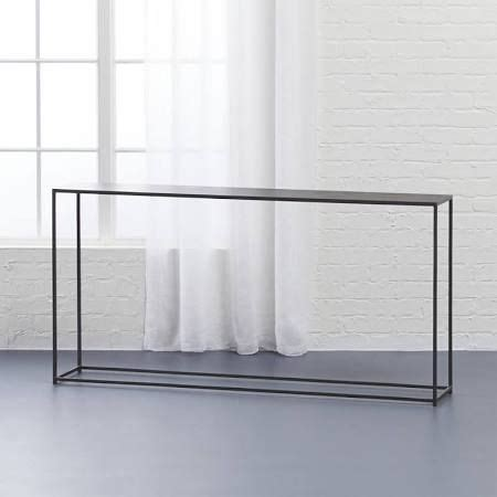 best depth and table 25 best ideas about narrow console table on