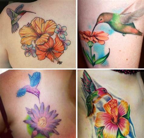tattoo hummingbird flower hummingbirds and flowers tattoos