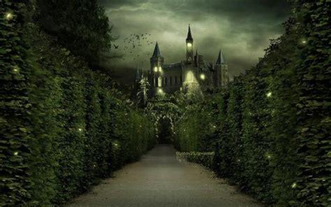Enchanted Castle amazing castle photo manipulations psddude