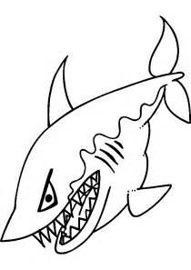 dessin 192 imprimer prefix imprimer grand requin blanc