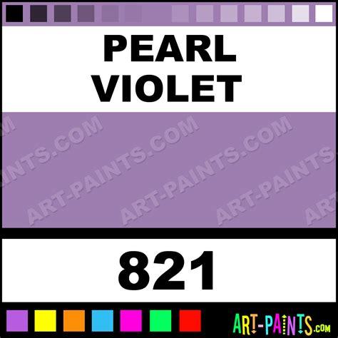 pearl violet artist acrylic paints 821 pearl violet paint pearl violet color rembrandt