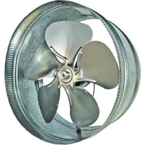 inductor fan home depot suncourt inductor 4 pole professional 16 in duct fan db416p the home depot