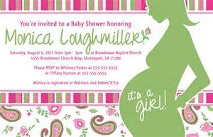project of the week baby shower invite create repeat
