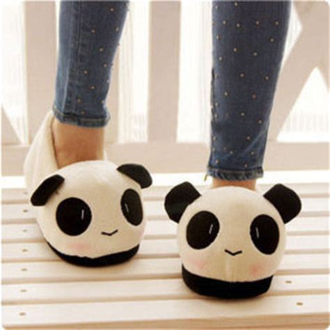 cute house shoes cute panda slippers pictures photos and images for facebook tumblr pinterest and