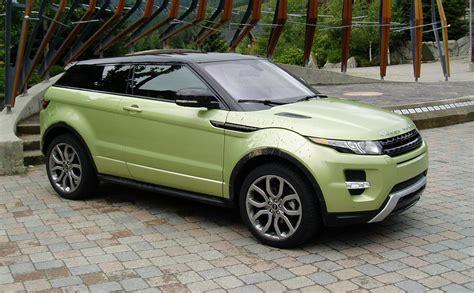 lime green range rover iveho test drive 2012 range rover evoque