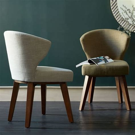 west elm dining room chairs gaston upholstered chair west elm