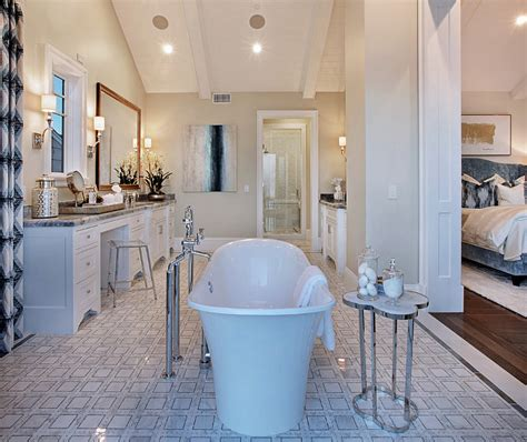 ultimate bathrooms ultimate california beach house with coastal interiors