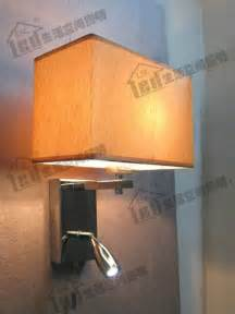 Flexible reading light for bed headboard 4 stages switch design color