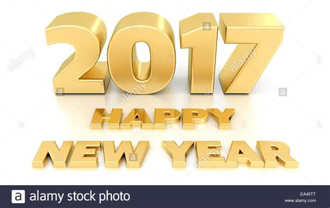 happy new year 2017 card template happy new year 2017 isolated 3d design template on white
