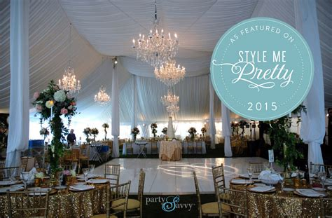 outdoor wedding venues in pittsburgh partysavvy event partysavvy wedding featured on style me pretty
