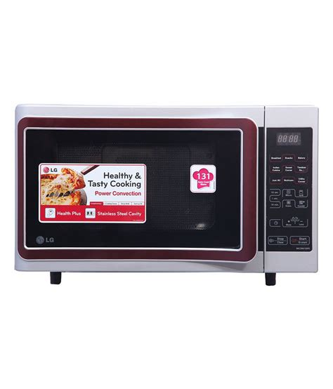 Lg Microwave Oven Convection lg 28 ltr mc2841sps convection microwave oven price in india buy lg 28 ltr mc2841sps