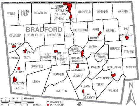 Bradford County Records Bradford County Pennsylvania Genealogy Records Deeds Courts Dockets Newspapers