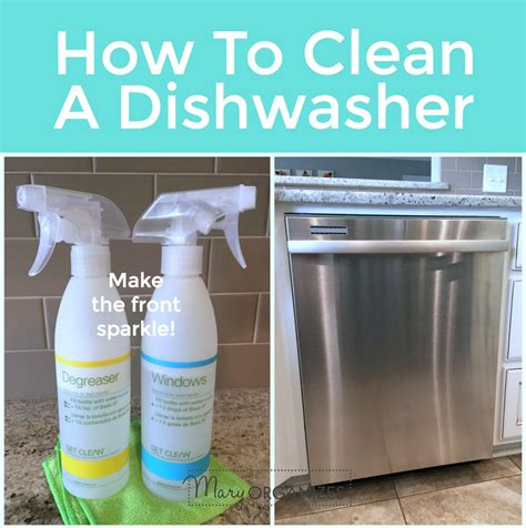 building a dishwasher how to clean your dishwasher creatingmaryshome com