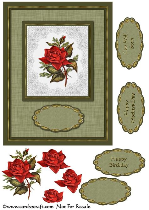decoupage cards 1005 best images about decoupage on crafting