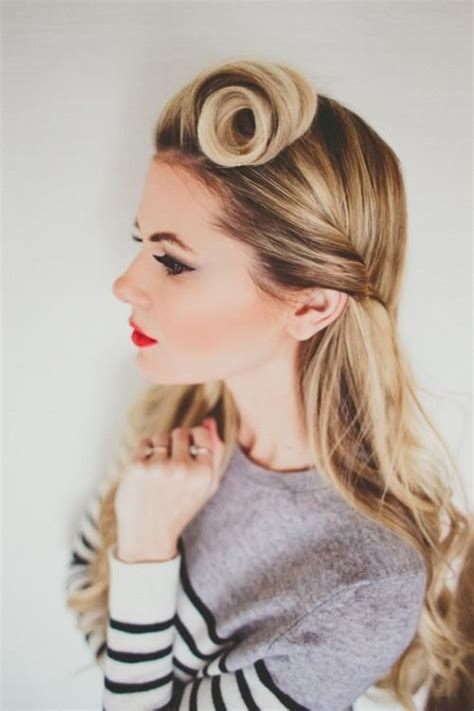 Vintage Hairstyles by 75 Popular Vintage Hairstyles That You Can Do Yourself